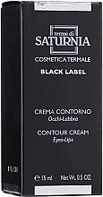 Kup Krem do skóry wokół oczu i ust - Terme Di Saturnia Black Label Contour Cream Eyes And Lips