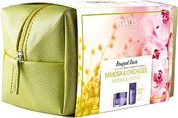 Kup Zestaw - Matis Bouquet Divin (f/cr/50ml + f/fluid/30ml + bag)