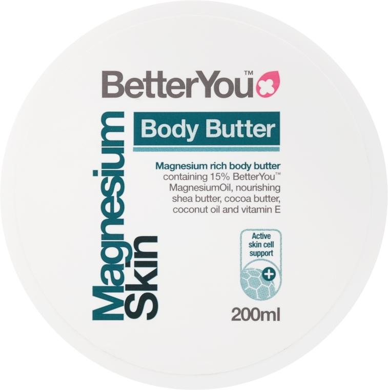 Magnezowe masło do ciała - BetterYou Magnesium Body Butter — фото N1