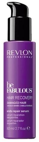 Regenerujące serum do zniszczonych końcówek włosów - Revlon Professional Be Fabulous Hair Recovery — фото N1
