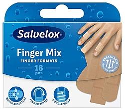 Kup Plastry opatrunkowe na palce, 18 szt. - Salvelox Finger Mix