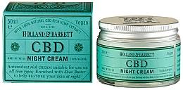 Kup Krem do twarzy na noc - Holland & Barrett CBD Night Cream