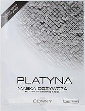 Kup Odżywcza maska na tkaninie do twarzy Platyna - Conny Platinum Essence Mask