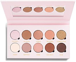 Kup Paleta cieni do powiek - Makeup Obsession Be In Love With Eyeshadow Palette