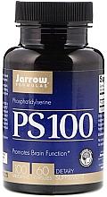 Fosfatydyloseryna w kapsułkach - Jarrow Formulas Phosphatidylserine PS100 100 mg — фото N1