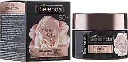Kup Luksusowy krem liftingujący 50+ na dzień i noc - Bielenda Camellia Oil