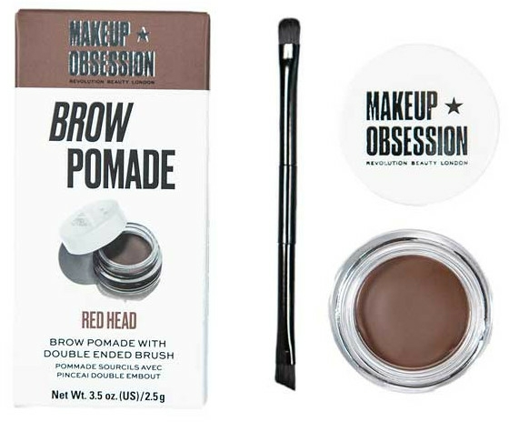 Pomada do brwi - Makeup Obsession Brow Pomade — фото N1
