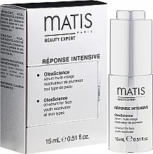 Kup Odmładzający olejek-serum do twarzy - Matis Réponse Intensive OleaScience Oil-Serum For Face