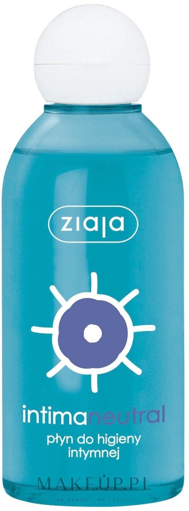 Płyn do higieny intymnej Neutral - Ziaja Intima — фото 200 ml