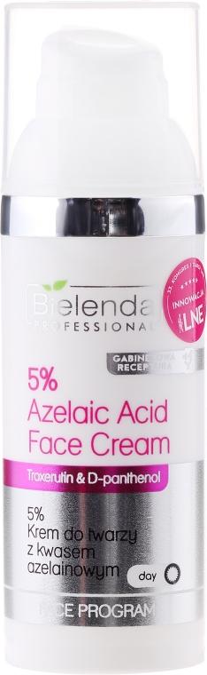 Krem do twarzy z kwasem azelainowym 5% - Bielenda Professional Face Program 5% Azelaic Acid Face Cream — фото N1