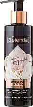 Kup Luksusowe mleczko do demakijażu - Bielenda Camellia Oil