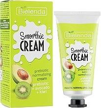Kup Prebiotyczny krem normalizujący do twarzy - Bielenda Smoothie Cream Avocado And Kiwi