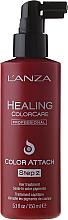 Kup PRZECENA! Nabłyszczający spray do włosów farbowanych - Lanza Healing Color Care Color Attach Step 2 *