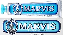 Kup Pasta do zębów z ksylitolem Morska mięta - Marvis Aquatic Mint + Xylitol