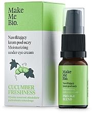 Kup Krem pod oczy z witaminą E i ekstraktem z ogórka - Make Me Bio