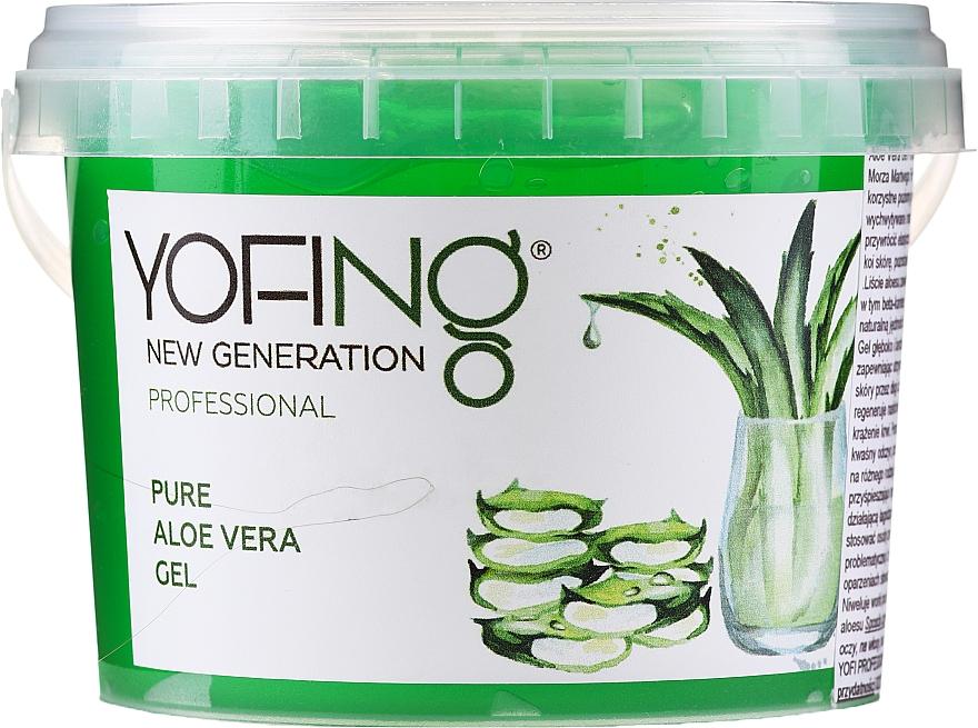 Żel do ciała z aloesem - Yofing Pure Aloe Vera Gel — фото N1