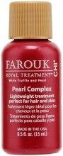 Kup Odżywka nawilżająca do włosów - CHI Farouk Royal Treatment by CHI Pearl Complex (miniprodukt)
