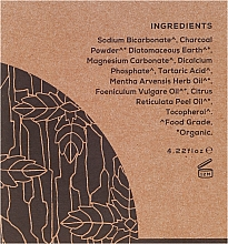 Naturalny proszek do zębów - Georganics Activated Charcoal Natural Toothpowder — фото N6