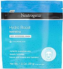 Kup Maska hydrożelowa - Neutrogena Hydro Boost Hydrating Hydrogel Mask