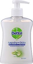 Kup Antybakteryjne mydło w płynie Nawilżenie - Dettol