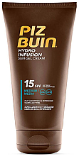 Kup Żel do opalania ciała SPF 15 - Piz Buin Hydro Infusion Sun Gel Cream SPF15