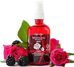 Kup Odświeżający tonik do twarzy z wodą różaną i ekstraktem z czarnej porzeczki - Uoga Uoga Refreshing Face Tonic