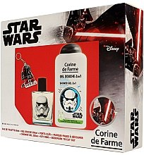 Kup Corine de Farme Star Wars - Zestaw (edt/50ml +sh/gel/250ml + accessories)