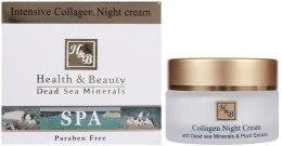 Kup Intensywny krem na noc z kolagenem - Health and Beauty Intensive Collagen Night Cream
