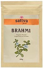 Kup Suplement diety w proszku Brahmi - Sattva Ayurveda Brahmi Powder