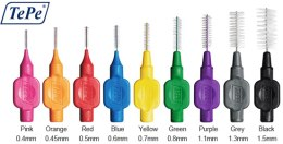 Zestaw szczoteczek międzyzębowych - TePe Interdental Brushes Original Mix — фото N3