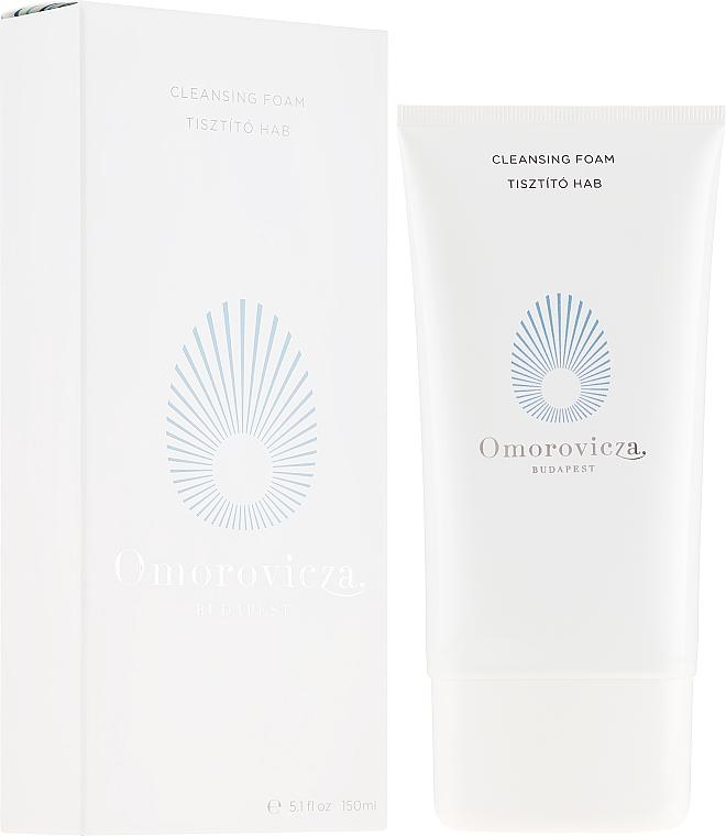 Oczyszczająca pianka do twarzy - Omorovicza Cleansing Foam — фото N1