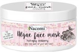 Kup Algowa maska do twarzy przeciwzmarszczkowa żurawina - Nacomi Professional Face Mask