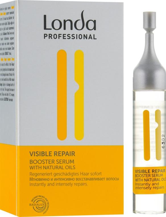 Serum do włosów zniszczonych - Londa Professional Visible Repair Serum  — фото N1