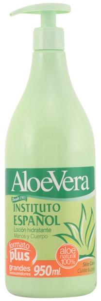 Nawilżające mleczko do ciała z aloesem - Instituto Espanol Aloe Vera Body Milk Lotion — фото N1