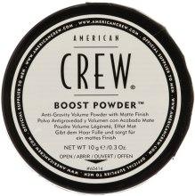 Kup Matujący puder zwiększający objętość włosów dla mężczyzn - American Crew Boost Powder
