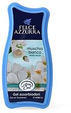Kup Odświeżacz powietrza w żelu - Felce Azzurra Gel Air Freshener White Musk