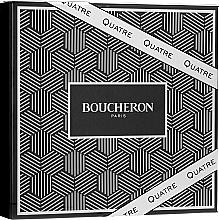 Kup Boucheron Quatre Boucheron Pour Homme - Zestaw (edt 100 ml + ash/balm 100 ml + sh/gel 100 ml)
