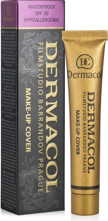 Kryjący podkład do twarzy - Dermacol Make-Up Cover