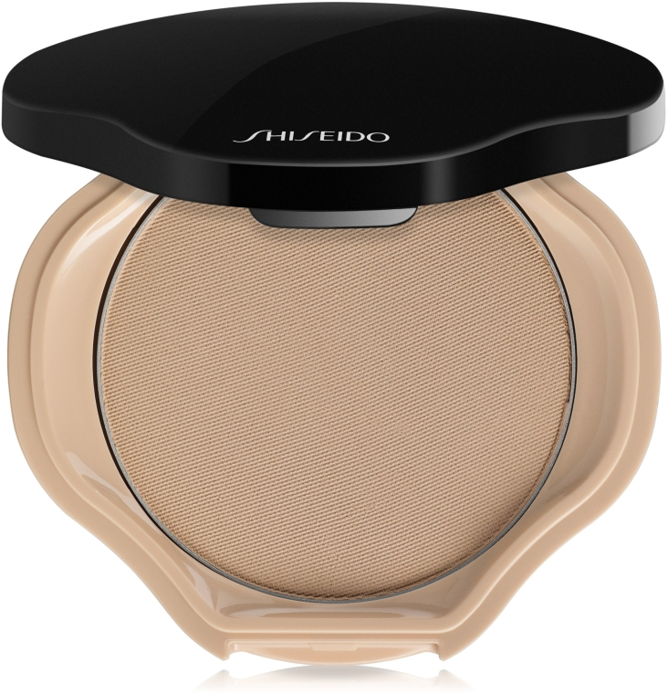 Puder do twarzy w kompakcie SPF 15 - Shiseido Sheer and Perfect Compact
