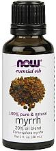 Kup Olejek mirrowy - Now Foods Essential Oils Myrrh Oil Blend
