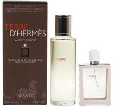 Kup Hermes Terre D'Hermes Eau Tres Fraiche - Zestaw (edt/125ml + edt/30ml)