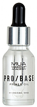 Kup Rozświetlająca olejowa baza pod makijaż - Mua Pro/ Base Primer Oil