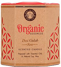 Kup Świeca zapachowa Desi Gulab Rose - Song of India Scented Candle