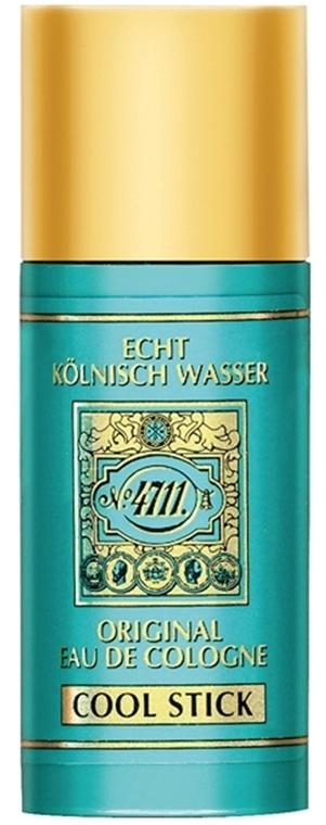 Maurer & Wirtz 4711 Original Eau de Cologne - Woda kolońska w kulce — фото N1