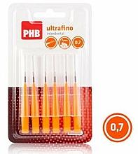 Kup Szczoteczka międzyzębowa 0,7 mm - PHB Ultrafino Interdental Brush