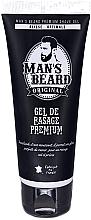 Kup Żel do golenia - Man's Beard Gel De Rasage Premium (w tubie)