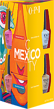 Kup Zestaw - O.P.I. Mexico City Collection Mini Set (lacquer/4x3.75ml)