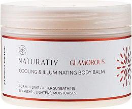 Kup Chłodząco-rozświetlający balsam do ciała - Naturativ Glamorous