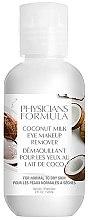 Kup Preparat do demakijażu oczu - Physicians Formula Coconut Milk Eye Makeup Remover