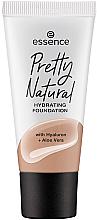 Kup Nawilżający podkład do twarzy - Essence Pretty Natural Hydrating Foundation